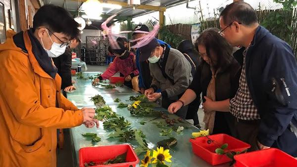 王功蚵藝文化協會生態料理研習營 用舌尖開啟生態之旅