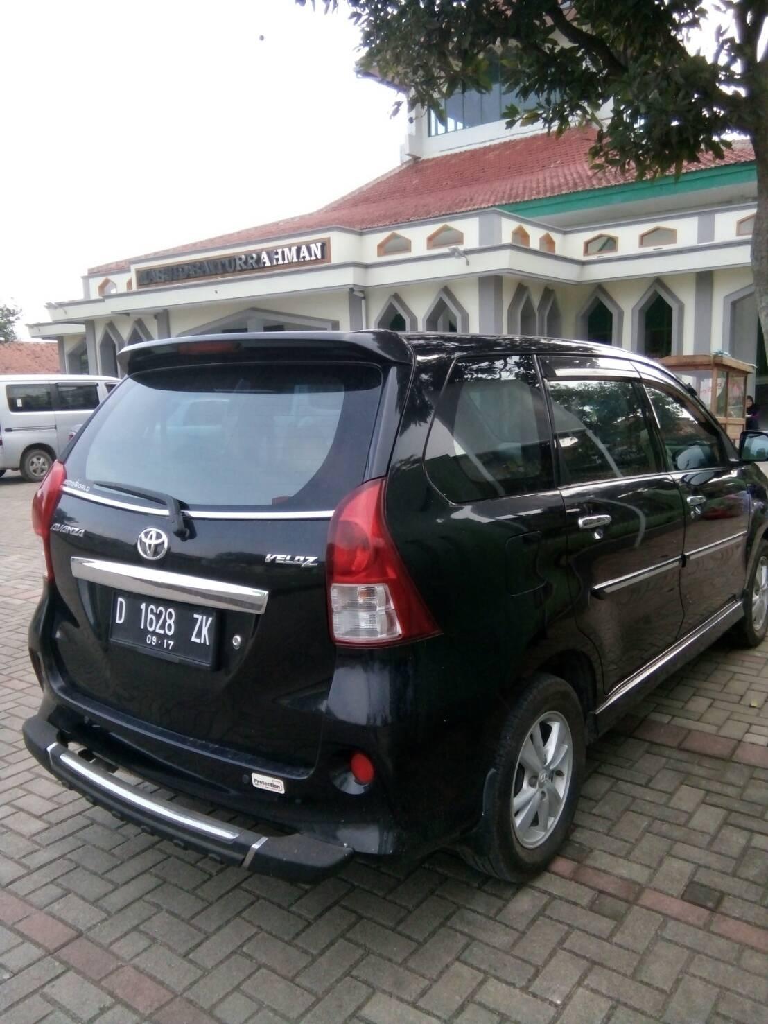 Cara Setting Alarm Grand New Avanza Cover Ban Serep Wts Jual Mobil Veloz 2012 M T Hitam Metalik