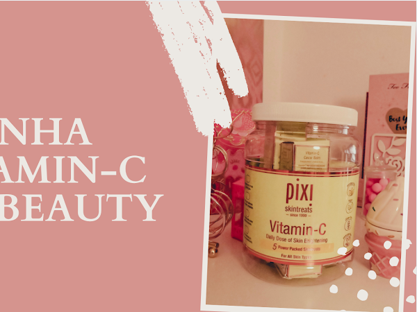 Linha Vitamin C Pixi Beauty