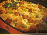SWISS 'N TURKEY-VEGGIE CASSEROLE