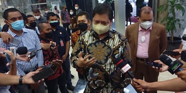 Ini Alasan Airlangga Hartarto Ajukan Lodewijk F. Paulus Sebagai Wakil Ketua DPR RI