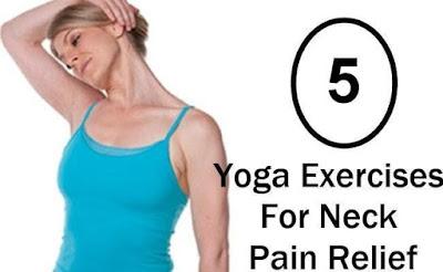 गर्दन के दर्द को दूर करने वाली 5 योगा आसान