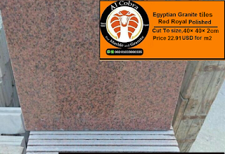 Egyptian  Granite Red royal