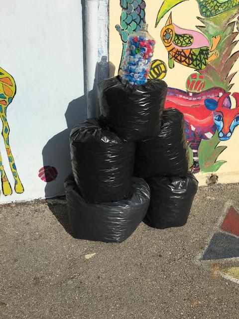 Οι μαθητές του 2ου Δημοτικού Σχολείου Ναυπλίου μάζεψαν πλαστικά καπάκια με σκοπό την αγορά αναπηρικού αμαξιδίου
