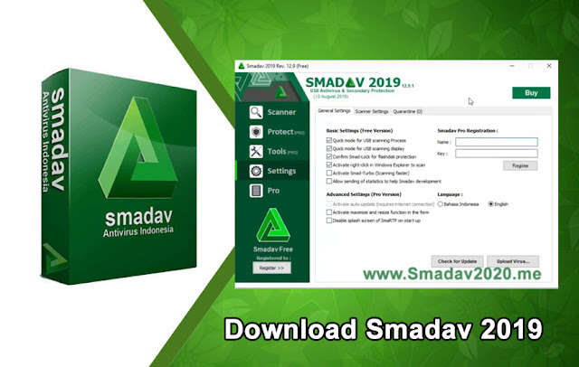 Download Smadav Antivirus 2019 Rev 12.9