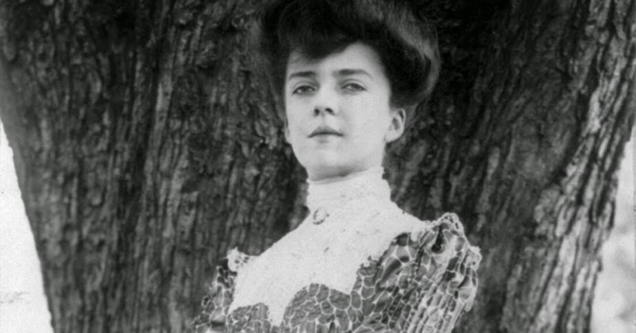 At Times Dull Alice Roosevelts Sad Amazing Life