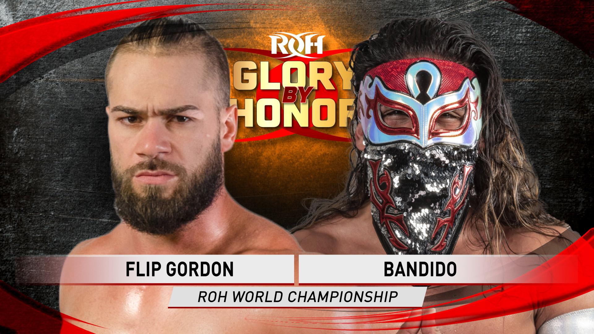Comentários e Notas: ROH Glory By Honor 2021