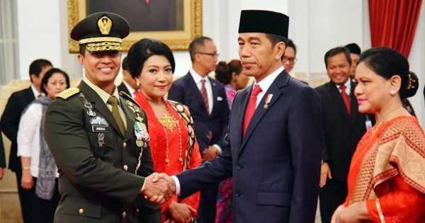 Pamor TNI Runtuh, Presiden Jokowi Akan Segera Ganti Marsekal Hadi Tjahjanto?