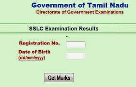 TN SSLC Results