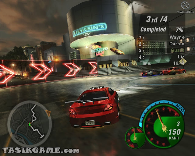 Need for Speed Underground 2 - Screenshot