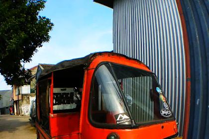 Pengalaman Naik Berbagai Transportasi Umum