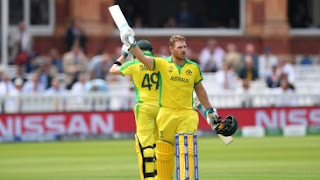 Aaron Finch 100 vs England Highlights