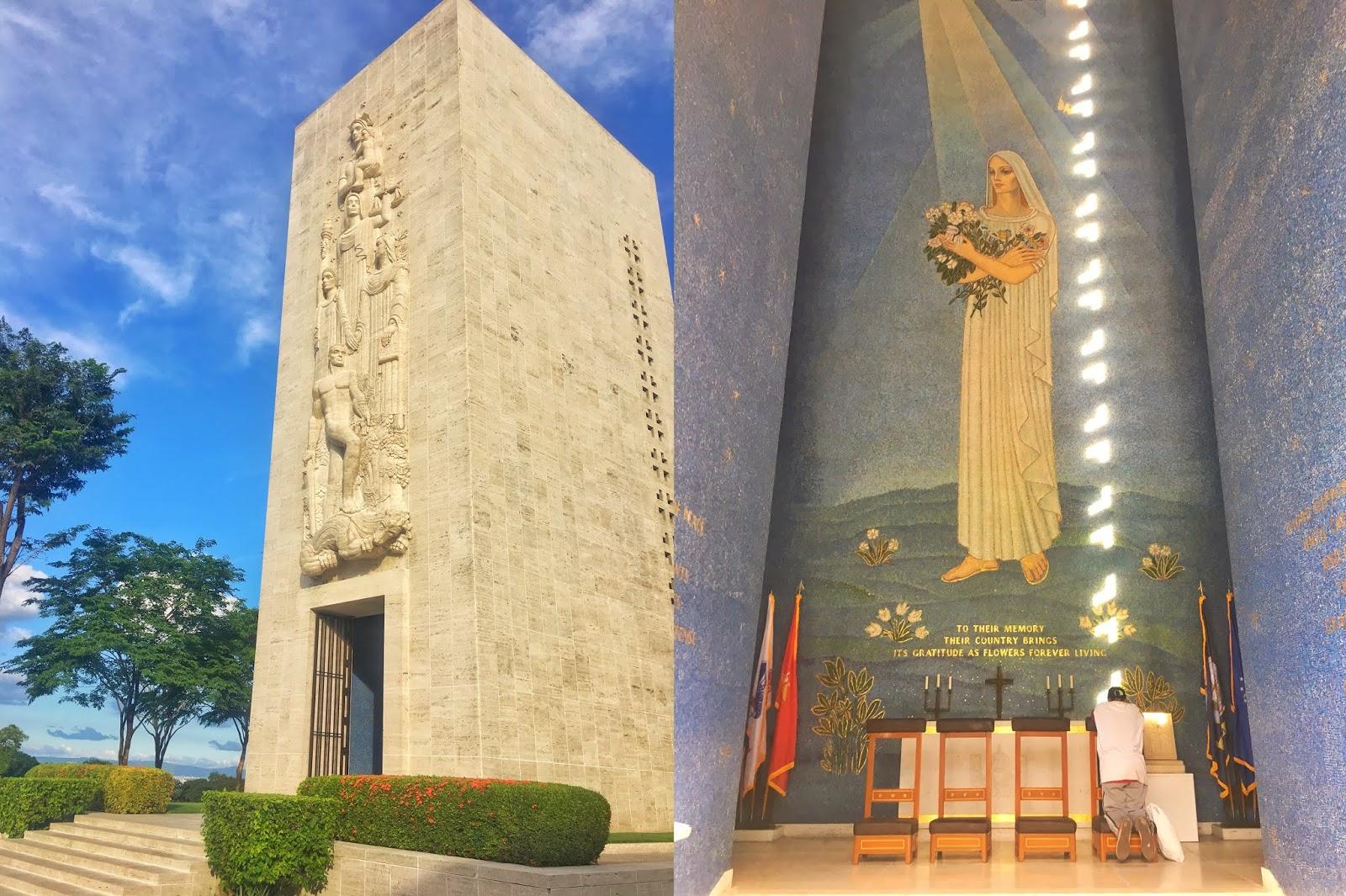 American Cemetery and Memorial Manila Philippines