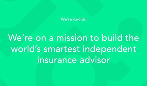 We're Anorak