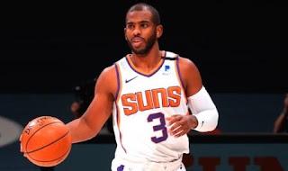 chris paul, Posisi Pemain Bola Basket Dan Tugasnya, posisi point guard, apa itu point guard, apa itu pg, posisi satu dalam bola basket, kemampuan yang harus dimiliki poin guard, phoenix suns, tugas point guard, peran point guard, apa itu point guard dalam bola basket, CP3