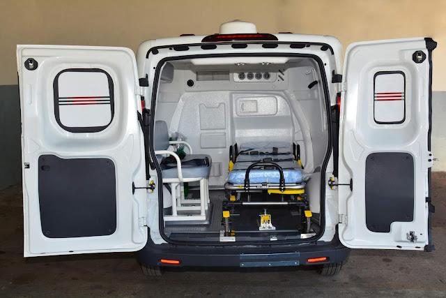 Fiat Fiorino Ambulância é lançada com preço de R$ 99.790