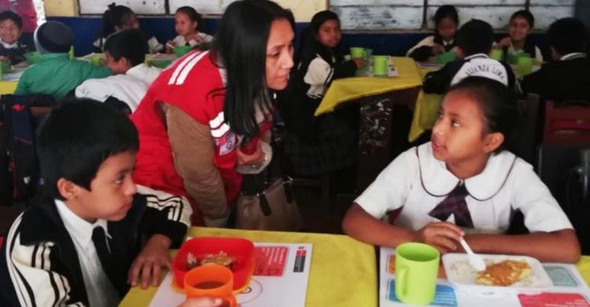 QALI WARMA: Desayunos escolares para más de 7,000 niños de Lambayeque - www.qaliwarma.gob.pe