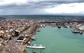 Ampliamento del porto di Durazzo
