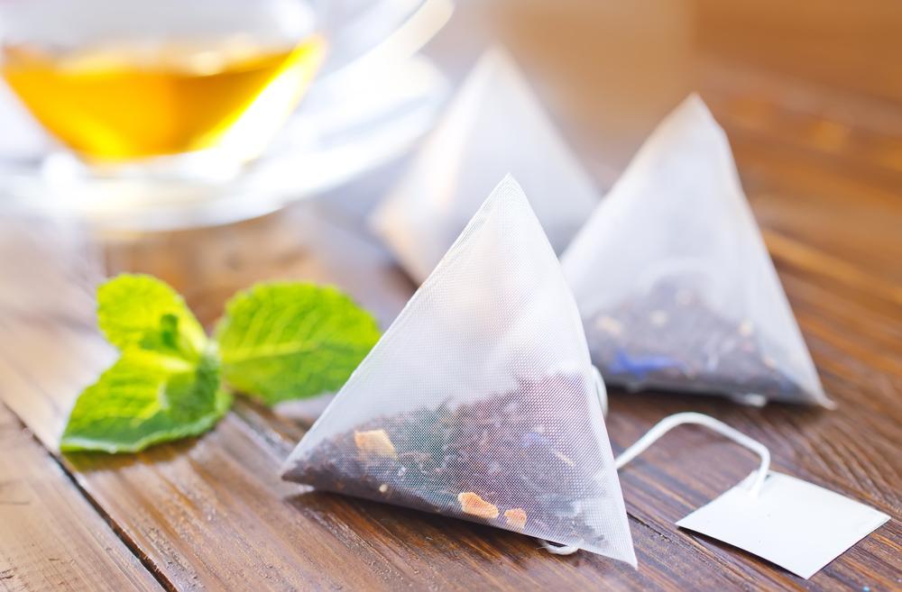 reutilizar bolsitas de té