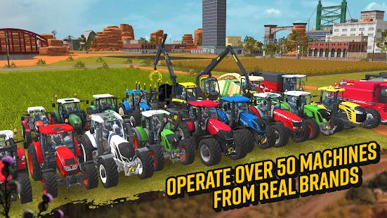 Farming Simulator 18 Mod Apk Download