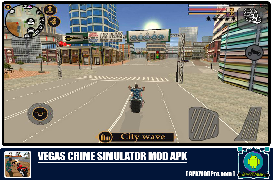 Download Vegas Crime Simulator MOD APK