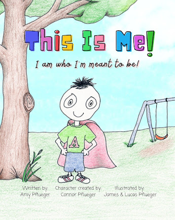 This Is Me! I am who I'm meant to be!: Autism book for children, kids, boys, girls, toddlers, parent