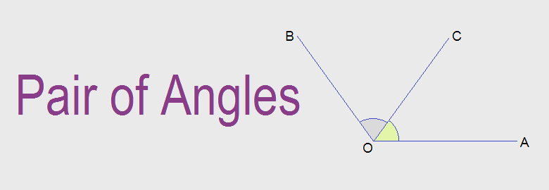 Pair of Angles
