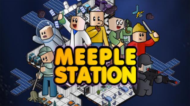 Meeple Station Key Art