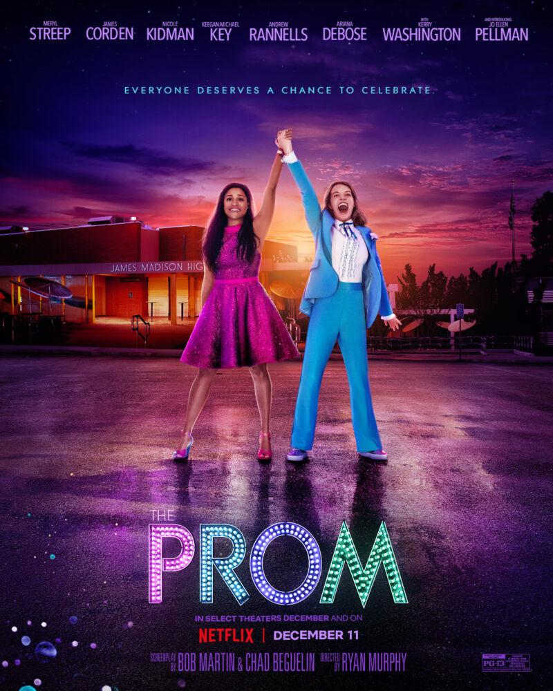 The Prom - A festa de formatura | Netflix