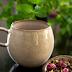 Zomerse thee blend met rozenknopjes, jasmijn en kukicha