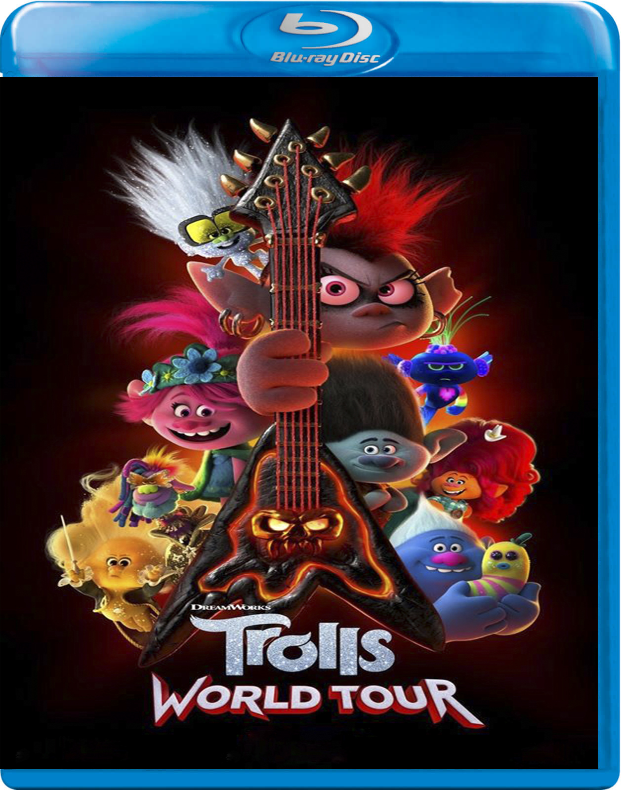 Trolls World Tour [2020] [BD25] [Latino]