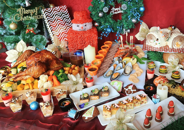'CHRISTMAS EVE BUFFET 2018' - THE VIEW CAFE, BEST WESTERN i-City SHAH ALAM