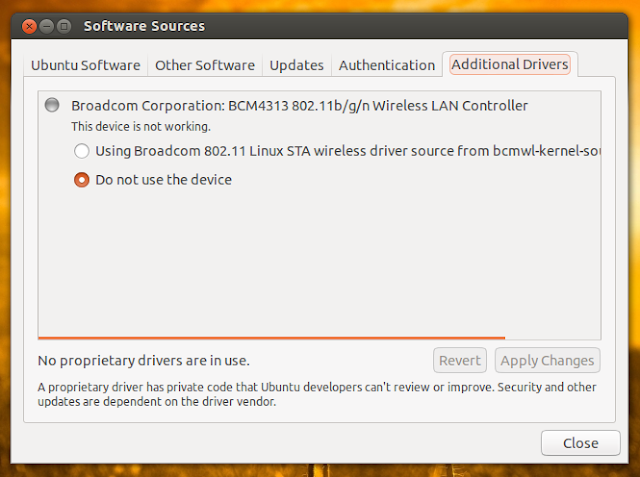 ubuntu 12.10 changes