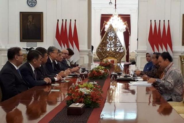 Jokowi Diundang Pidato di Kazakhstan sebagai Pemimpin Negara Mayoritas Muslim