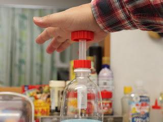 KAI貝印DH7289炭酸ペットボトル用 炭酸ながもちキャップ