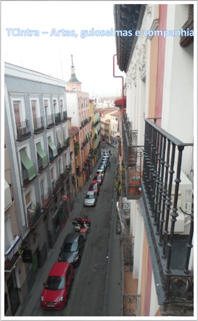 Cale Salitre; Madrid; Viagem Europa