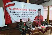 Sosialisasi Empat Pilar MPR RI Di Desa Pandanagung, Soko, Kab. Tuban