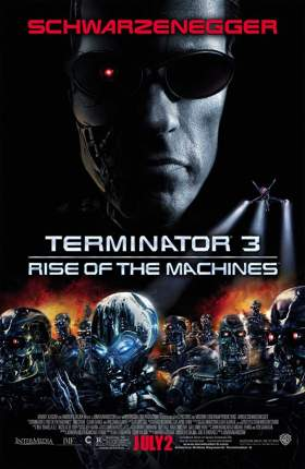 Terminator 3 Rise of the Machines 2003 Dual Audio Hindi 300MB BluRay 480p