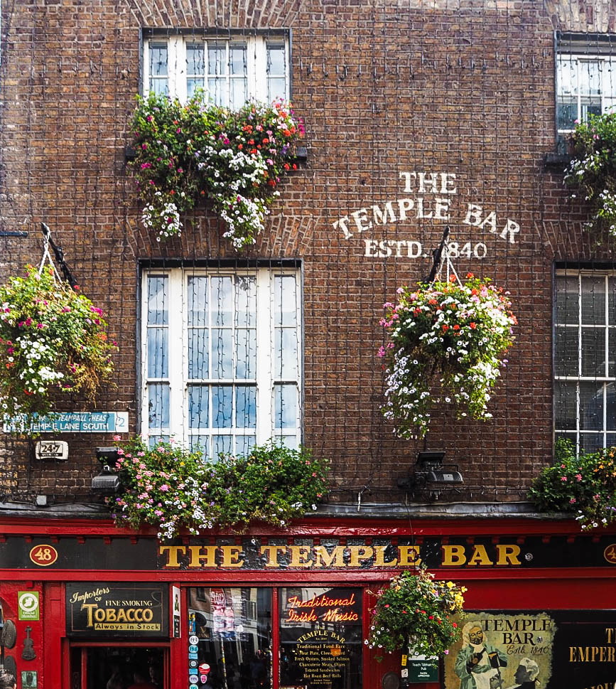 Temple Bar pub, Dublin