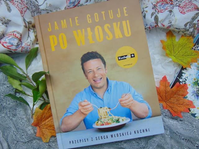 Jamie Gotuje po włosku. Przepisy z serca włoskiej kuchni- Wydawnictwo Insignis