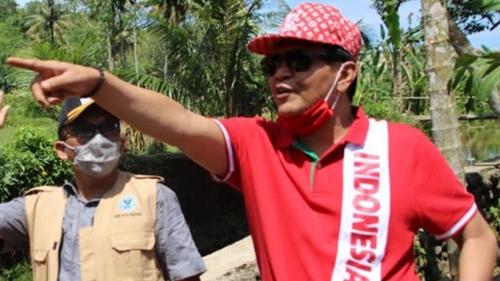 Partisipasi Masyarakat Tinggi, Irwan Basir Harapkan Pemko dan DPRD Kawal BBGRM