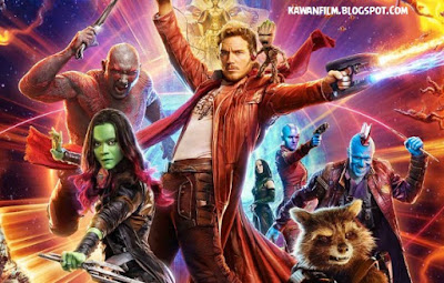 Guardians of the Galaxy Vol. 2 (2017) Bluray Subtitle Indonesia