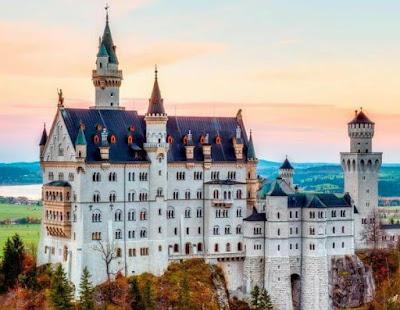 المدن العشرة الأكثر زيارة في ألمانيا