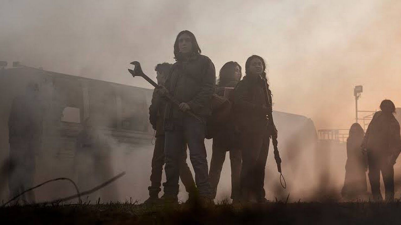 Spin-Off de The Walking Dead ganha novo trailer