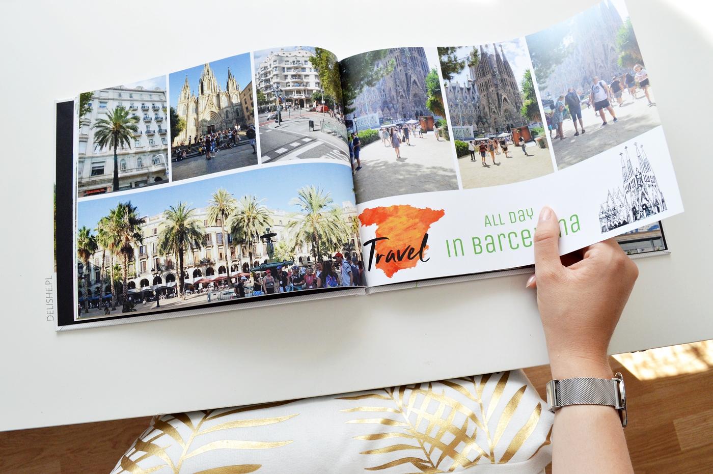 printu fotoksiążka z wakacji