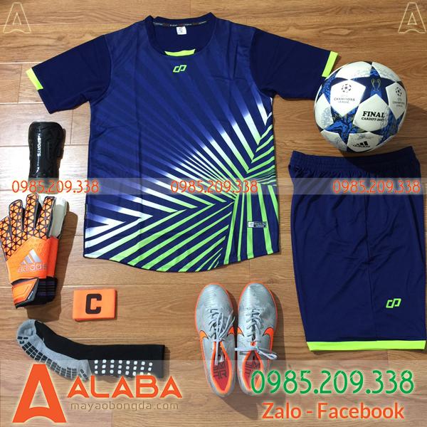 Quần áo bóng đá vải Thái Lan thoáng mát