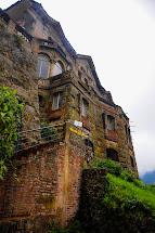Deserted Places Haunted Hotel Tequendama Falls