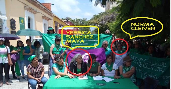 APPO´S y Pozoleros promueven el aborto en Oaxaca