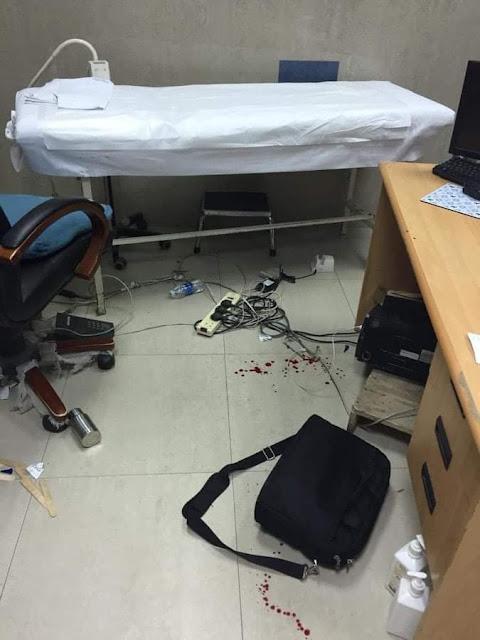 قطع جزء من لسانها كويتي يعتدي على طبيبة مصرية داخل مستوصف بالكويت