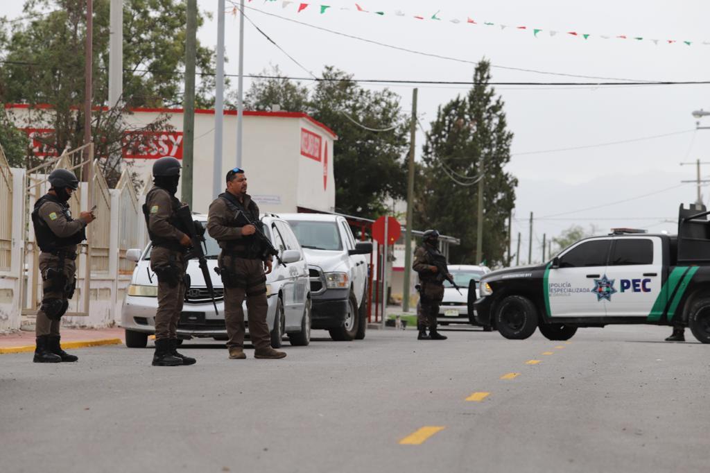 Abaten a 3 Sicarios durante enfrentamiento en Candela; Coahuila